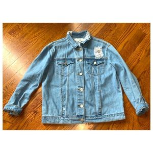 Jackets & Blazers - Denim jacket. BUNDLE AND SAVE
